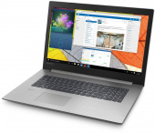 "Ноутбук LENOVO IdeaPad 330-17IKB, 17.3"", Intel Core i5 7200U 2.5ГГц, 8Гб, 1000Гб, 128Гб SSD, nVidia GeForce Mx110 - 2048 Мб, Windows 10"